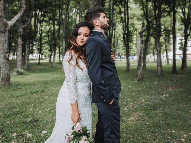 La boda de David y Fedwa en Balneario Panticosa, Huesca 7
