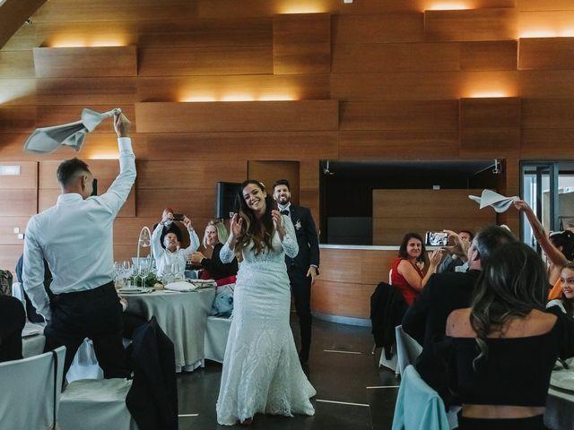 La boda de David y Fedwa en Balneario Panticosa, Huesca 18