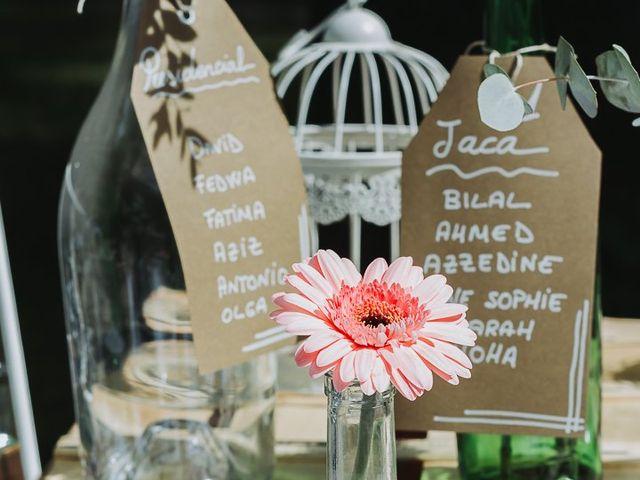 La boda de David y Fedwa en Balneario Panticosa, Huesca 21