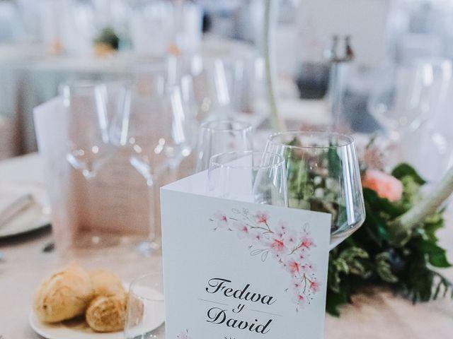 La boda de David y Fedwa en Balneario Panticosa, Huesca 22