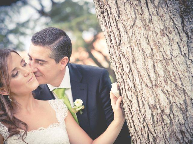 La boda de Estefania y Kike