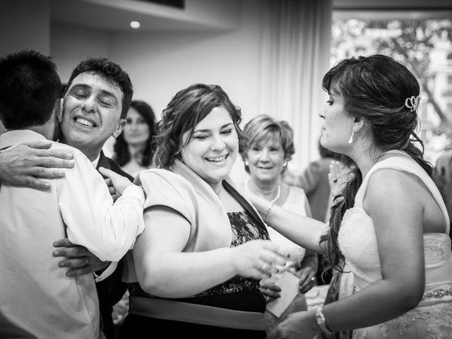 La boda de Nikos y Mari Luz en Bilbao, Vizcaya 13