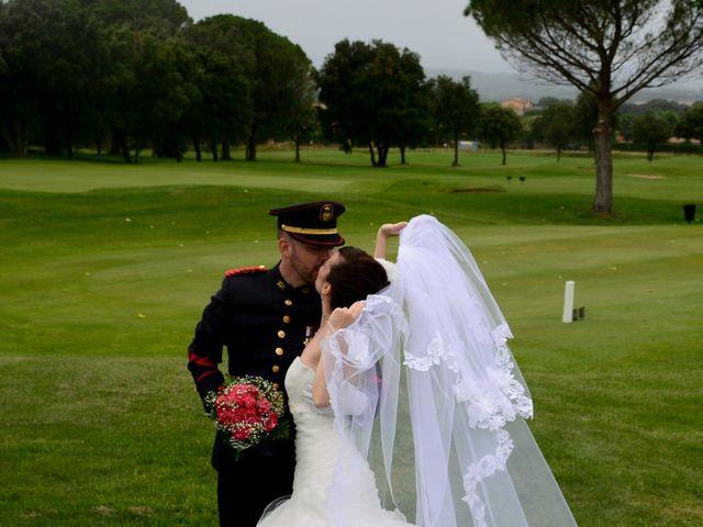 La boda de David y Patri en Figueres, Girona 3