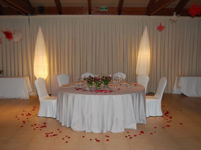 La boda de David y Patri en Figueres, Girona 5