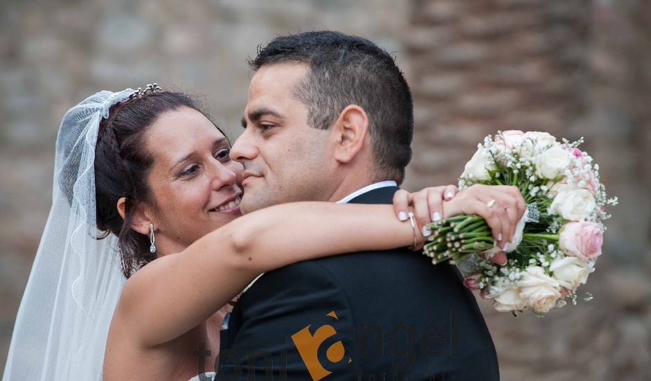 La boda de Manu y Jessica  en Sant Vicenç Dels Horts, Barcelona