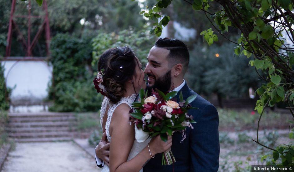 La boda de Israel y Carina en Madrid, Madrid