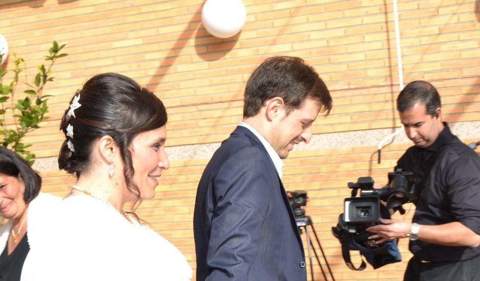 La boda de Omaira y Luis Miguel en Cáceres, Cáceres