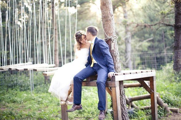 La boda de Toni y Marina en Estanyol, Girona
