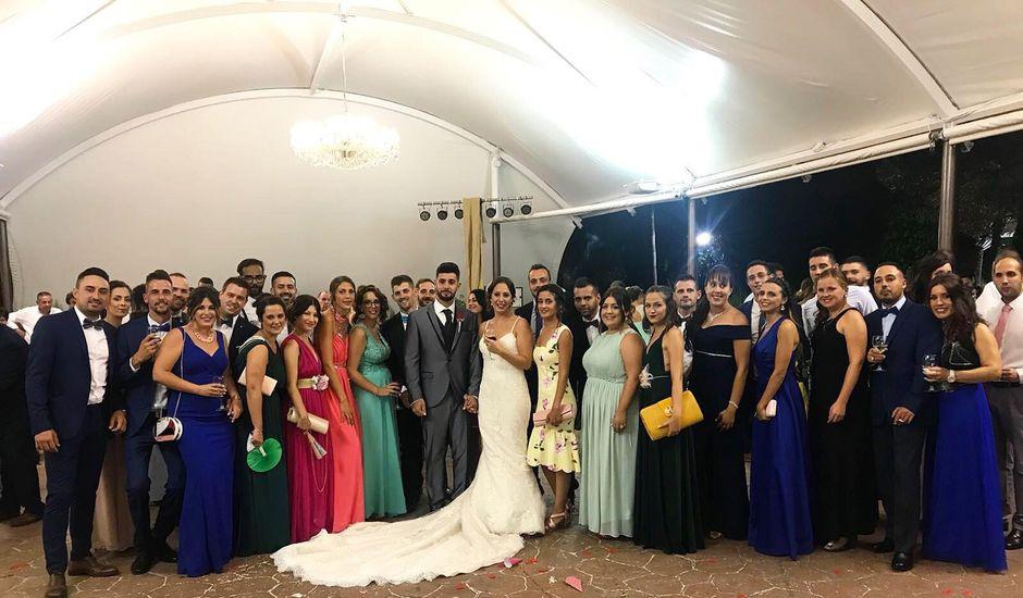 La boda de pablo y cristina en L' Alcúdia, Valencia