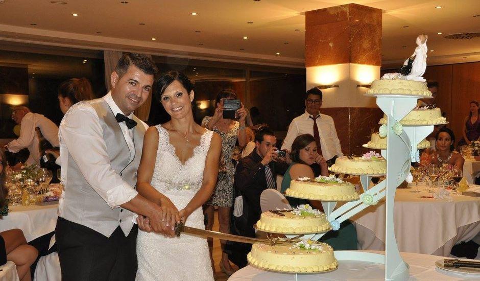 La boda de Javier y Sonia en Eivissa, Islas Baleares
