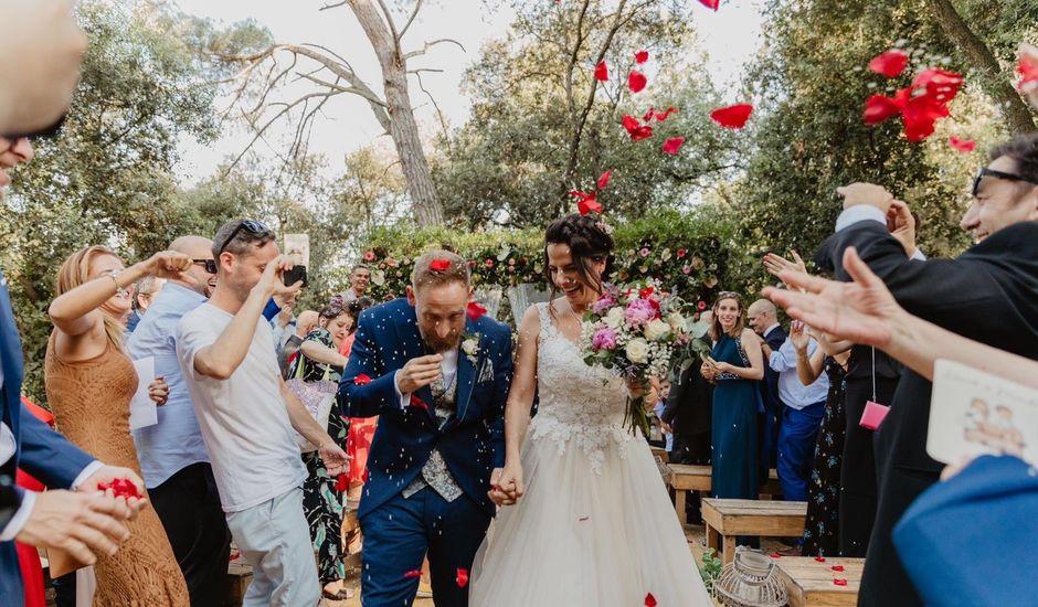 La boda de David y Maribel en Caldes De Montbui, Barcelona