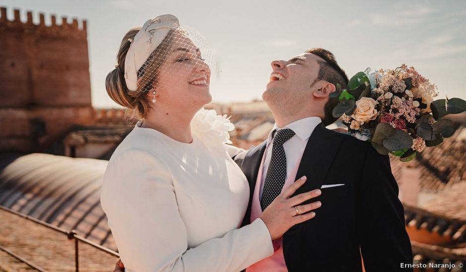 La boda de Pedro y Mercedes en Manzanares, Ciudad Real