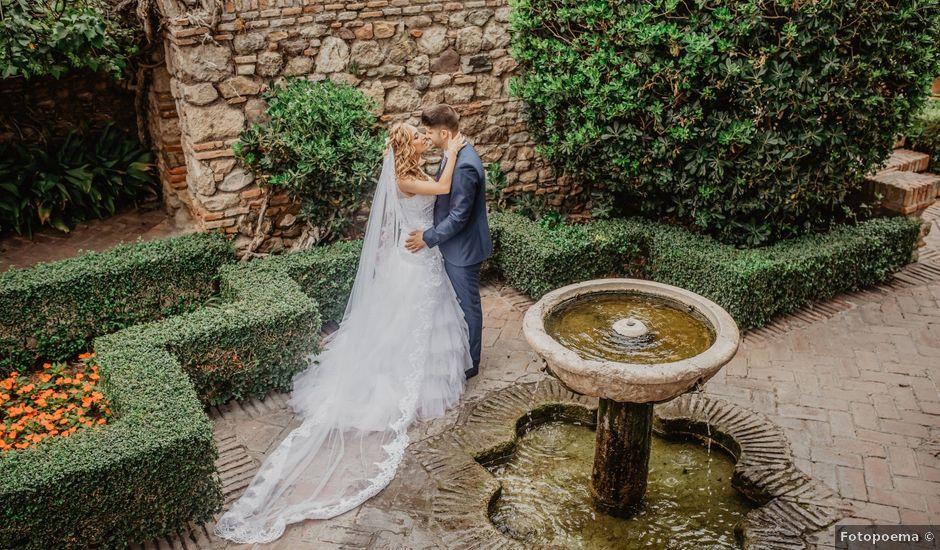 La boda de Jonatan y Lorena en Puerto De La Torre, Málaga