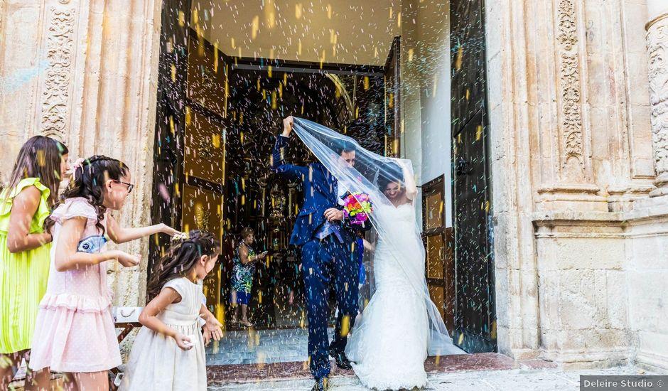 La boda de Rubén y Ana en Aspe, Alicante