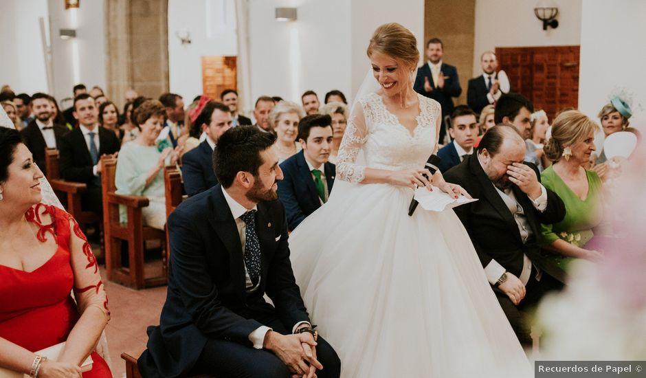 La boda de David y Rosa en Argamasilla De Alba, Ciudad Real