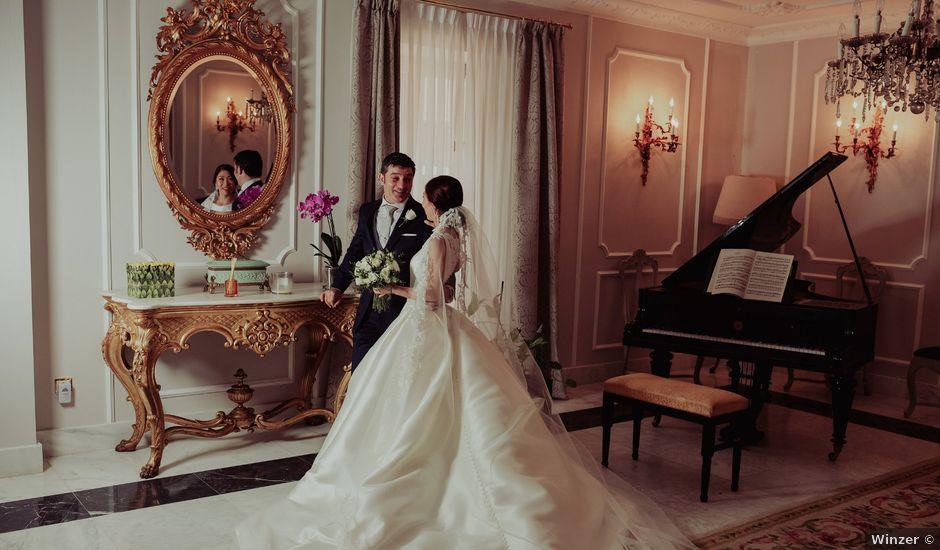La boda de Gonzalo y Ayaka en Matilla De Los Caños, Salamanca
