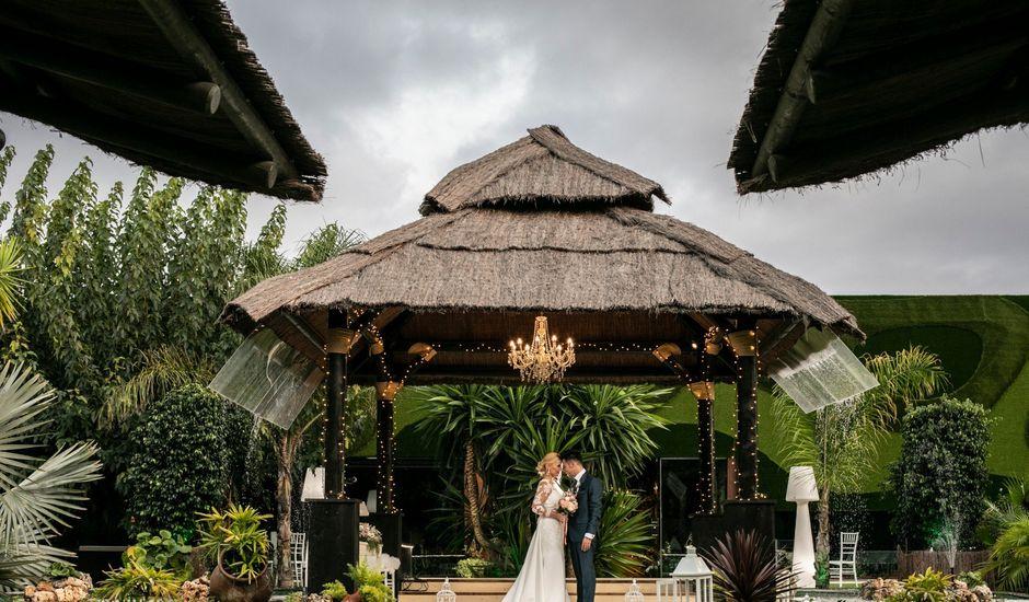 La boda de David y Jessica en Totana, Murcia