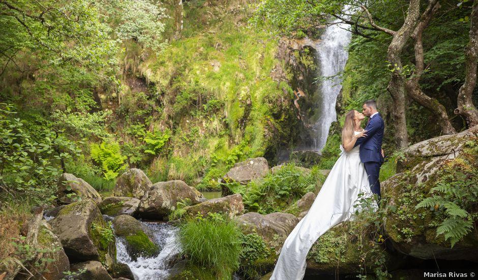 La boda de Olaia y Capi en Ferrol, A Coruña