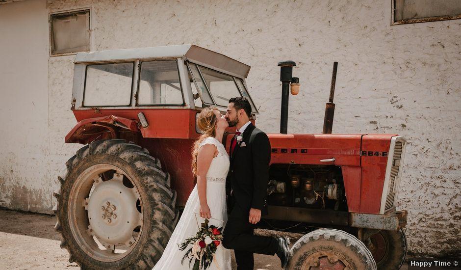 La boda de Lolo y Patty en Pesquera De Duero, Valladolid