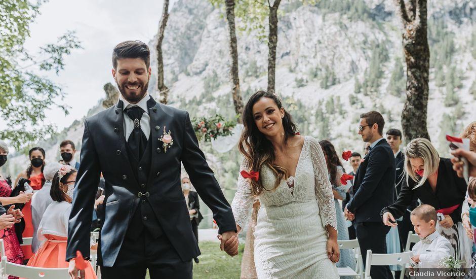La boda de David y Fedwa en Balneario Panticosa, Huesca