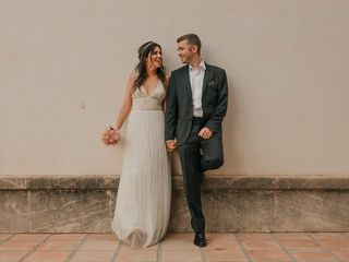 La boda de Gloria y Ernesto