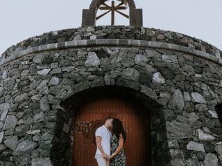 La boda de Ainhoa y Airam 3