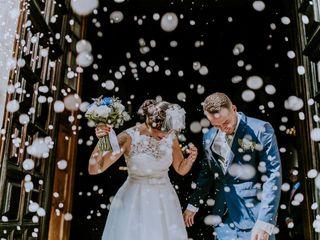 La boda de Ainhoa y Airam