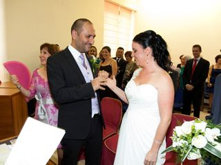 La boda de Moisés y Vanessa 1