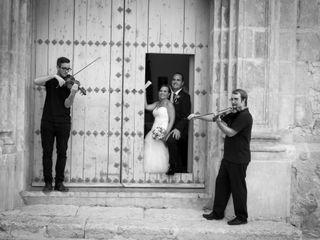 La boda de Laura y Juan David