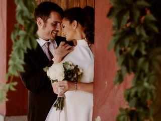 La boda de Marian y Rafa
