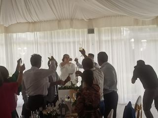 La boda de Patricia  y Jonathan  1