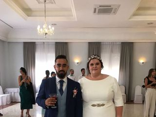 La boda de Patricia  y Jonathan