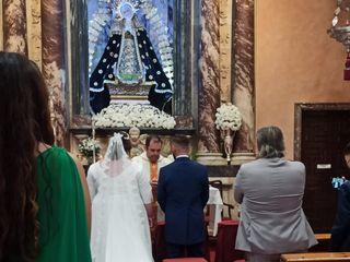 La boda de Patricia  y Jonathan  3