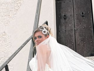 La boda de Yolanda y José E. 1
