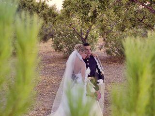 La boda de Yolanda y José E.