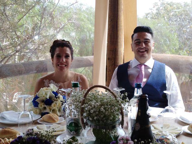 La boda de Dani y Dácil  en El Carrizal, Las Palmas 1