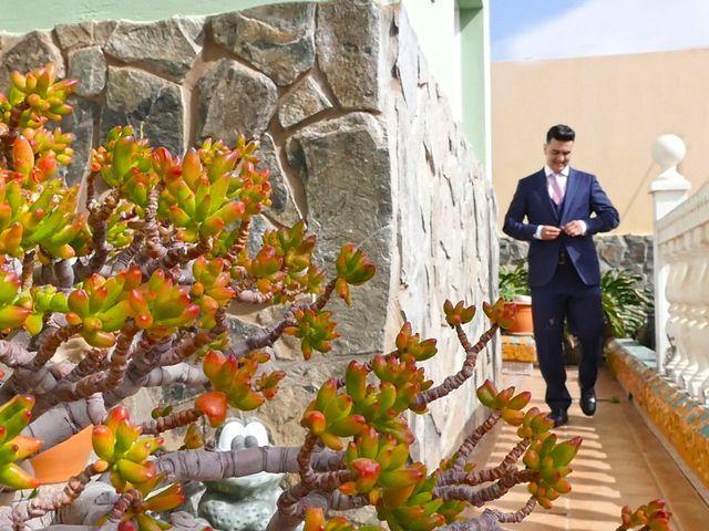La boda de Dani y Dácil  en El Carrizal, Las Palmas 2