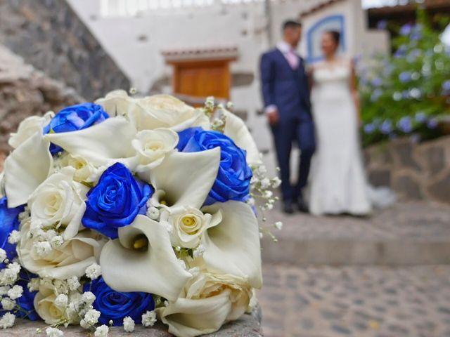 La boda de Dani y Dácil  en El Carrizal, Las Palmas 10