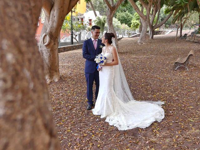 La boda de Dani y Dácil  en El Carrizal, Las Palmas 11