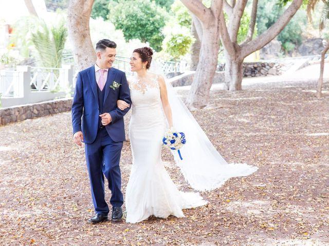 La boda de Dani y Dácil  en El Carrizal, Las Palmas 14