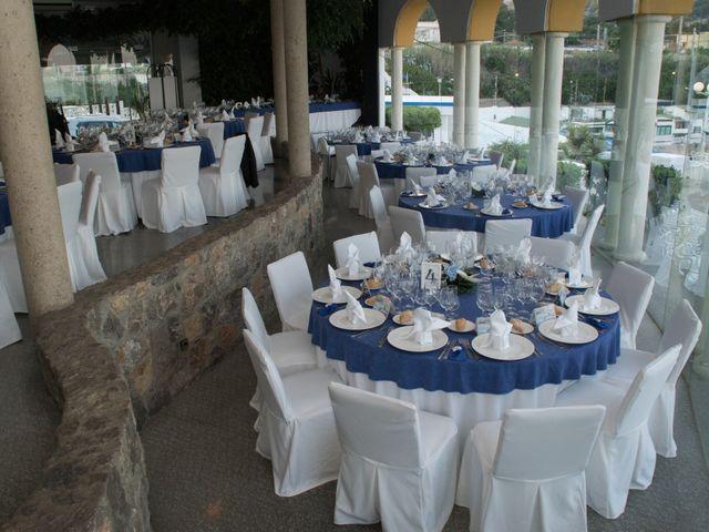 La boda de Carlos y Mary en Garraf, Barcelona 1