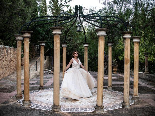 La boda de Manu y Ana en Bunyola, Islas Baleares 2