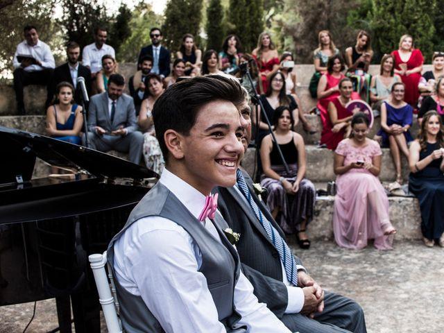 La boda de Manu y Ana en Bunyola, Islas Baleares 6