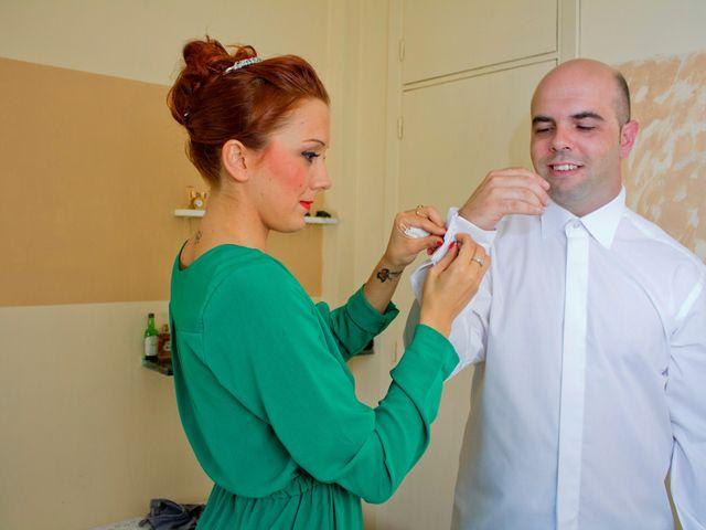 La boda de Luismi y Sara en Casar De Caceres, Cáceres 1