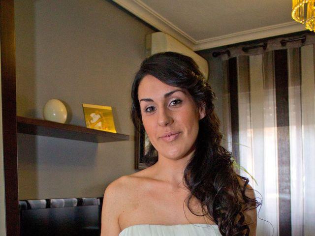La boda de Luismi y Sara en Casar De Caceres, Cáceres 6