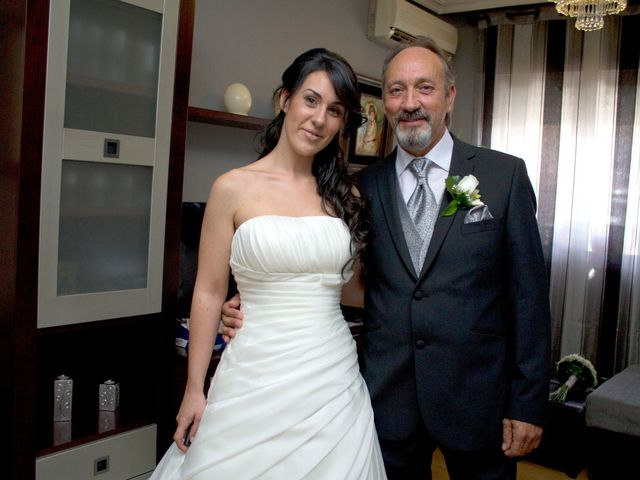 La boda de Luismi y Sara en Casar De Caceres, Cáceres 11