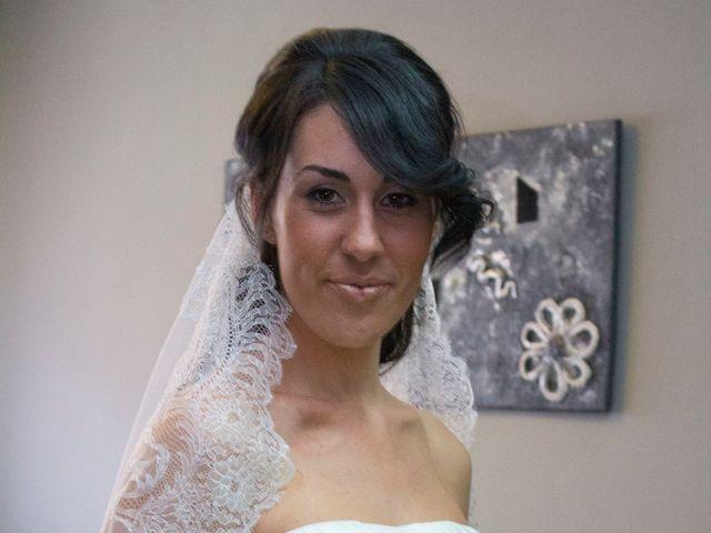 La boda de Luismi y Sara en Casar De Caceres, Cáceres 12