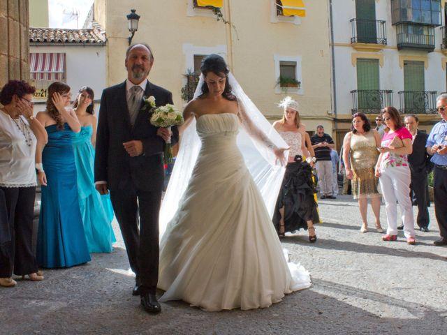 La boda de Luismi y Sara en Casar De Caceres, Cáceres 17