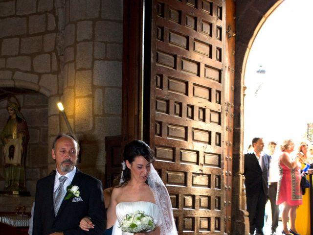 La boda de Luismi y Sara en Casar De Caceres, Cáceres 18