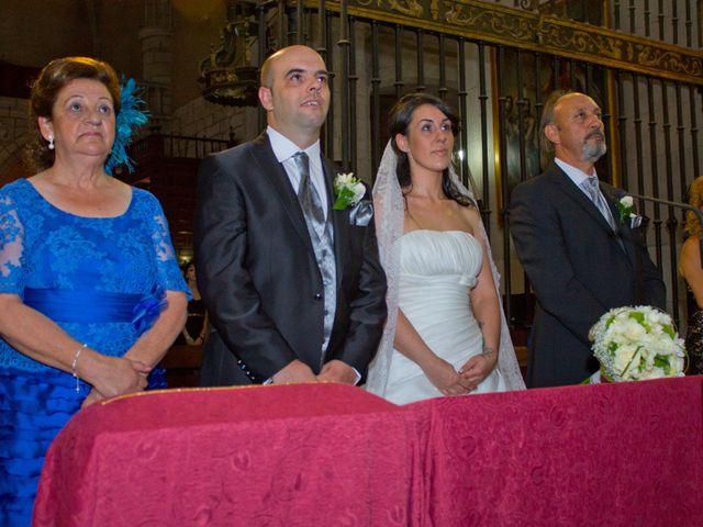 La boda de Luismi y Sara en Casar De Caceres, Cáceres 20